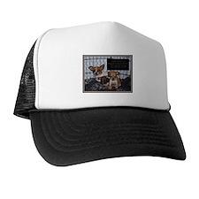 Rescued World Trucker Hat