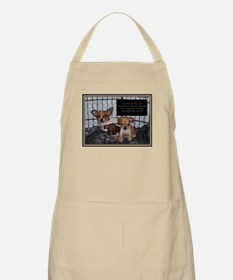 Rescued World Apron