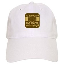 Secret Handshake Baseball Cap