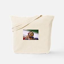 Ahmadinejad Tote Bag