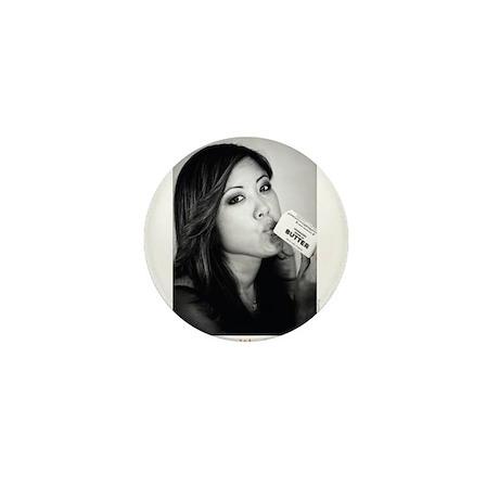 Butter Kiss Mini Button (100 pack)