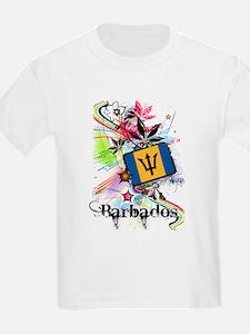Flower Barbados T-Shirt