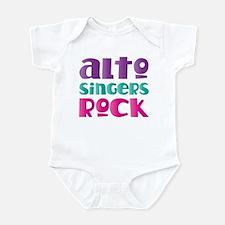 Alto Singers Rock Infant Bodysuit