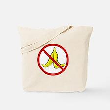 No Banana Peels - Tote Bag