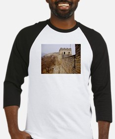 Great Wall Panorama Baseball Jersey