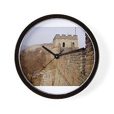 Great Wall Panorama Wall Clock