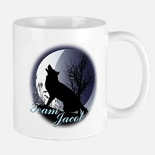 Team Jacob (at Night) Mug
