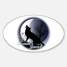 Team Jacob (at Night) Decal