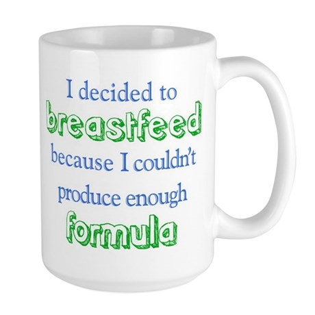 Low Supply - Large Mug