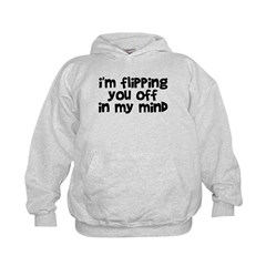 Flipping You Off Hoodie