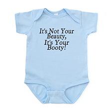 Booty Beauty Infant Bodysuit