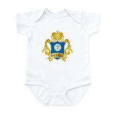 Gold Belize Infant Bodysuit