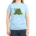 Love Your Mother (Earth) Women's Light T-Shirt