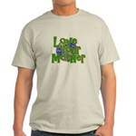 Love Your Mother (Earth) Light T-Shirt