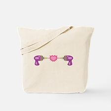 Raygun Love Tote Bag