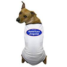 American Jingoist Dog T-Shirt