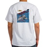 90th fighter squadron Mens Light T-shirts