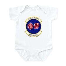 90th FS Infant Bodysuit