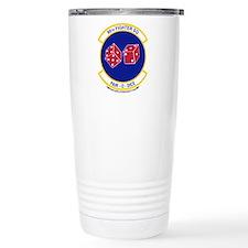 90th FS Travel Coffee Mug