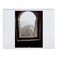 Tower Window 2006 Wall Calendar