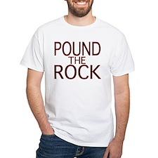 Pound the Rock T-Shirt