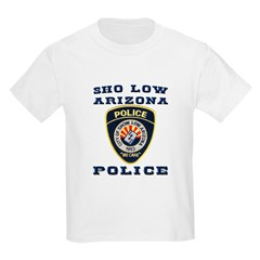 Show Low Police Kids Light T-Shirt