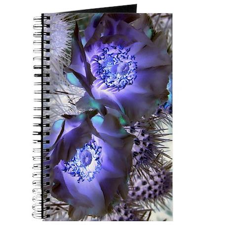 Cactus Flower 1 Journal