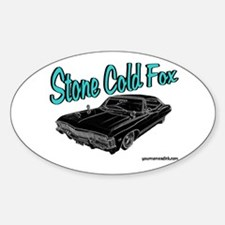 Stone Cold Fox Decal