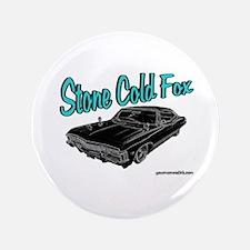 """Stone Cold Fox 3.5"""" Button"""
