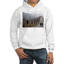 Walk the Wall Jumper Hoody