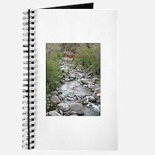 Cute Riverbed Journal