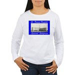 Saint Francis Hospital Women's Long Sleeve T-Shirt