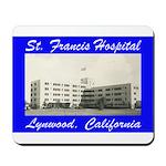 Saint Francis Hospital Mousepad
