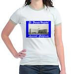 Saint Francis Hospital Jr. Ringer T-Shirt