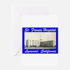 Saint Francis Hospital Greeting Card