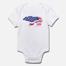 Mama Grizzlies Taking Back America Infant Bodysuit