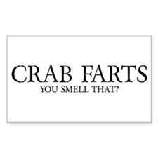 Crab Farts Decal
