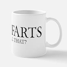 Crab Farts Mug