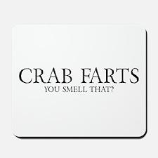 Crab Farts Mousepad