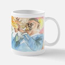Cute Louis armstrong Mug