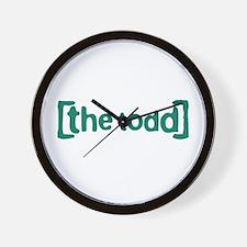 The Todd Wall Clock