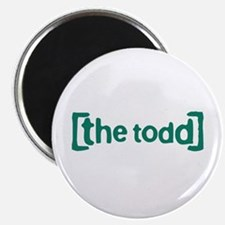 "The Todd 2.25"" Magnet (10 pack)"