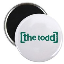 """The Todd 2.25"""" Magnet (100 pack)"""