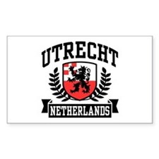 Utrecht Netherlands Decal