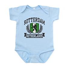 Rotterdam Netherlands Infant Bodysuit