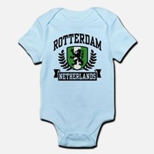 Rotterdam Netherlands Infant Bodysuit