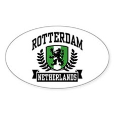 Rotterdam Netherlands Decal