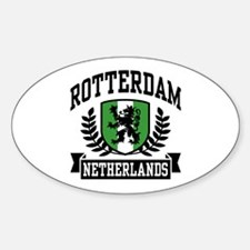 Rotterdam Netherlands Decal