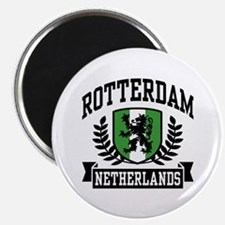 Rotterdam Netherlands Magnet