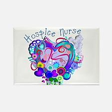 More Hospice Nursing Rectangle Magnet (10 pack)